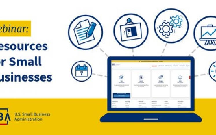 SBA webinar on American Rescue Plan (ARP) tax benefits