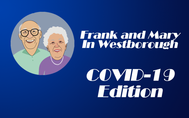 Frank and Mary in Westborough
